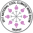 2017 Waterton Hall Wines Riesling awards - Cool Climate trophy