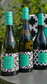 Waterton hall Wines - Viognier 2016, Riesling 2017, and Shiraz 2016